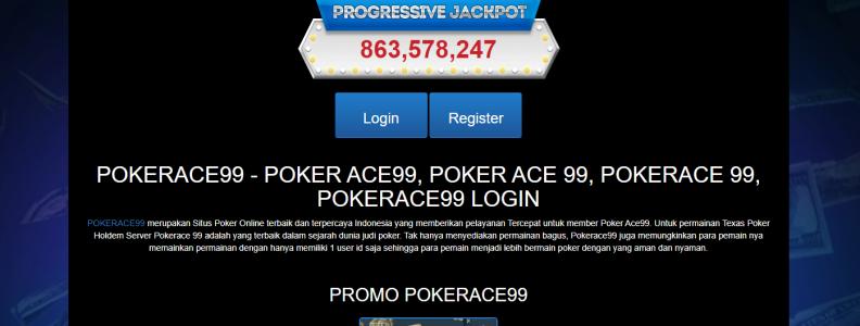 Gabung Segera Di Pokerace99 Link Login Resmi Pokerace99
