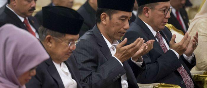 Jejak Jokowi Dalam 50 Tokoh Muslim Paling Berpengaruh Di Dunia