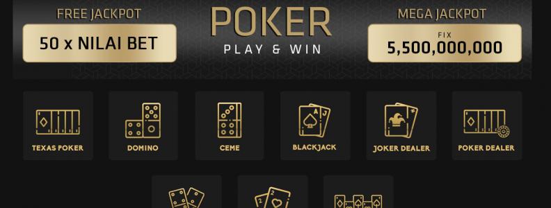 Mendaftar Situs Permainan Online Pokerace99